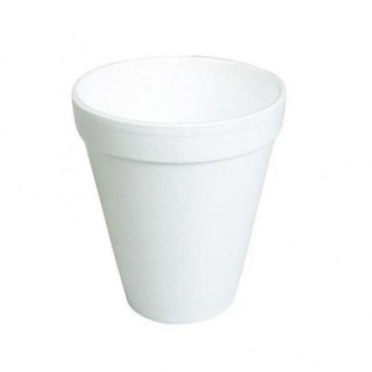 copo branco termico dart