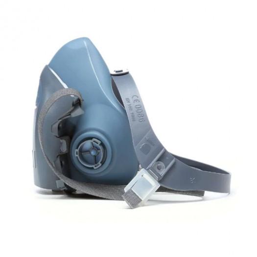 respirador semifacial azul 3m