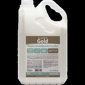 embalagem cera impermeabilizadora incolor gold 5L audax