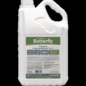 Impermeabilizante 2 em 1 - Butterfly Econowax 5 Litros - Audax
