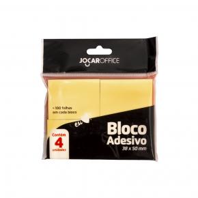 Bloco Adesivo - 38x50mm - JocarOffice