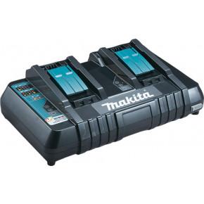 carregador de bateria duplo 217v makita