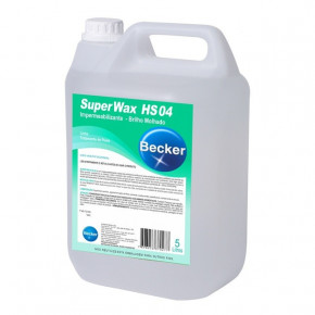 Impermeabilizante - Super Wax HS 04 Top - Becker