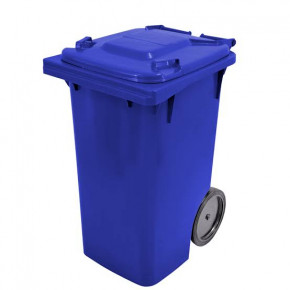 contentor azul 240 L bralimpia