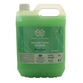 Sabonete Líquido Hidratante - 5 Litros - Cheiros e Aromas