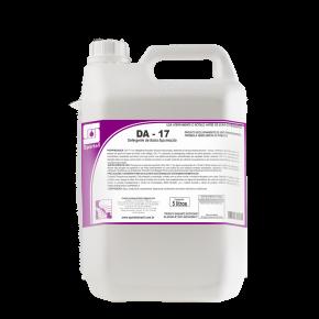 detergente concentrado galão de 5 litros spartan