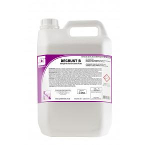 embalagem de 5 litros decrust b
