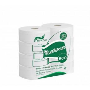 Papel Higiênico Institucional - Eco Passione - Mister Paper