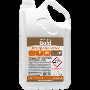detergente clorado audax
