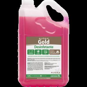 desinfetante floral gold 5 litros