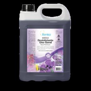 Desinfetante de Uso Geral 5L - Mirax Lavanda Campestre - Renko