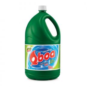 qboa 5 litros agua sanitária