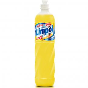 detergente liquido neutro limpol 500ml