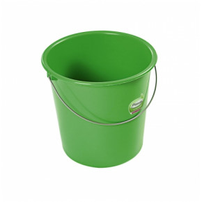 Balde Plasvale 10L - Cor Verde - Plasvale
