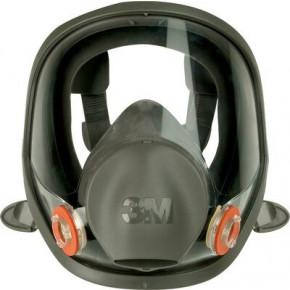Respirador Reutilizável Facial Inteira 3M Série 6800