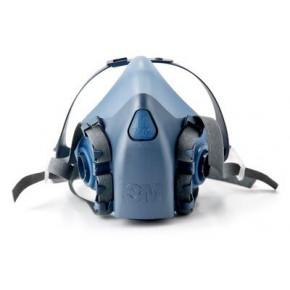 Respirador Reutilizável Semifacial 7502 3M