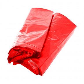Saco de Lixo Vermelho - 100 Litros