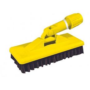 escova limpa tudo reforçada amarela bralimpia