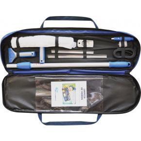 bolsa kit de acessorios para limpar vidros linha profi bralimpia