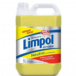 detergente neutro limpol 5 litros