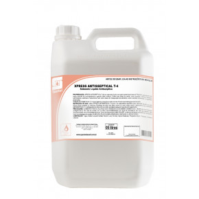 Sabonete Líquido Antisséptico - Antisspetical T-4 - Spartan