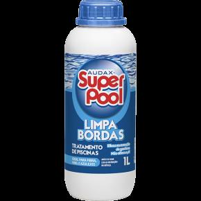embalagem 1L limpa bordas super pool audax