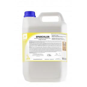 desinfetante hospitalar com embalagem de 5 litros spartan