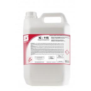 detergente de 5 litros embalagem spartan